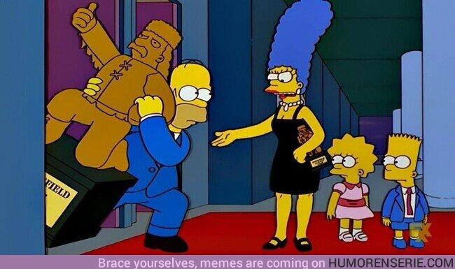 64241 - Los Simpsons volvieron a hacerlo...