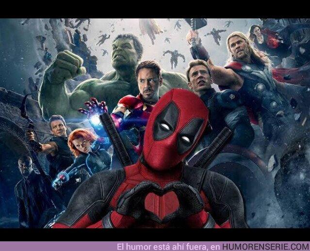 64645 - Kevin Feige confirma que #Deadpool3 formará parte del MCU y para felicidad de todos los fans seguirá teniendo clasificación R