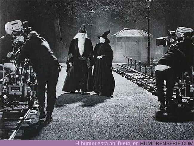 64661 - Primer día de rodaje de Harry Potter. Así empezó todo