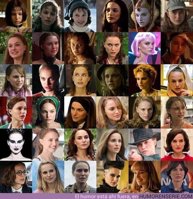 65082 - Natalie Portman en todas sus facetas cinematográficas ♥️