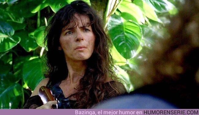 65238 - La actriz Mira Furlan, la famosa Danielle Rousseau en la serie