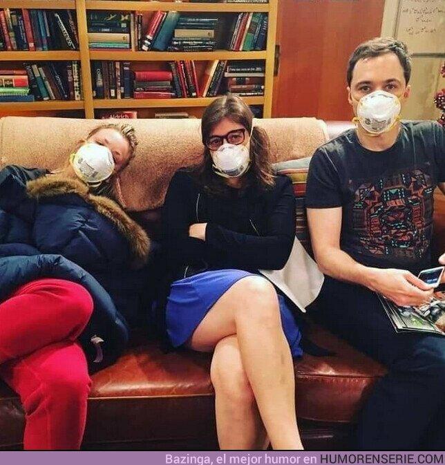 65517 - Como olvidar cuando #TheBigBangTheory predijo la pandemia