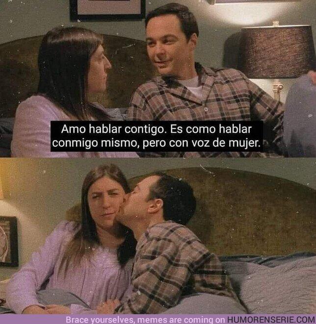 65571 - Sheldon es todo un galán