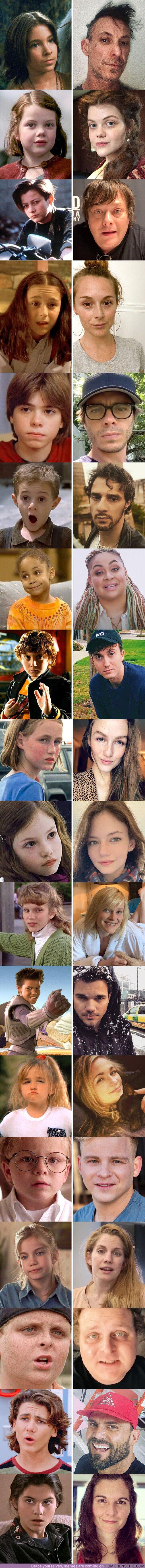 65618 - GALERÍA: 18 Niños actores que han crecido por completo y no lo habíamos notado (nueva selección)