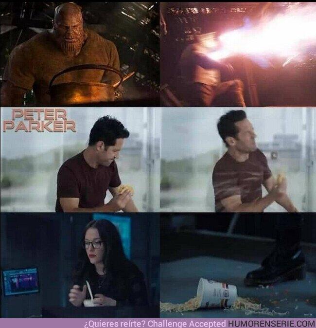 65759 - Personajes de #Marvel que no pudieron disfrutar de sus comidas.