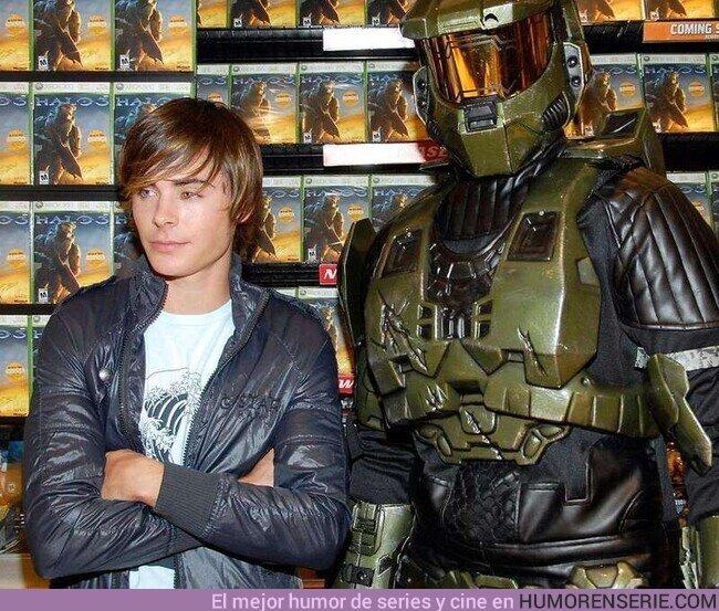 65877 - Luke Skywalker y Mando