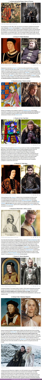 66340 - GALERÍA: Esta es la guerra dinástica que inspiró a George R. R. Martin para escribir Game of Thrones