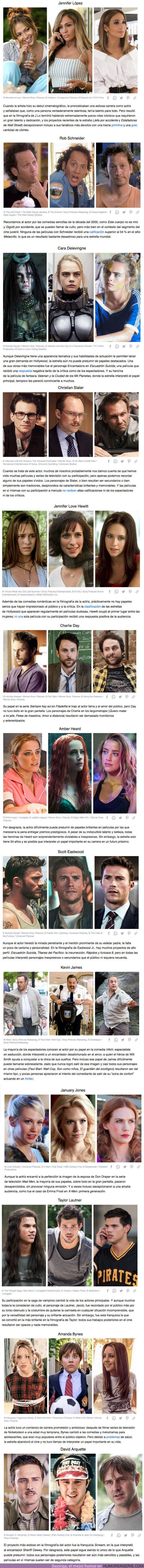66437 - GALERÍA: 13 Actores que, a pesar de su talento, aún no han interpretado ni un papel realmente genial