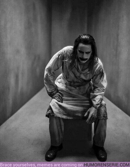 66440 - Así lucirá el #Joker de Jared Leto para #JusticeLeague de Zack Snyder