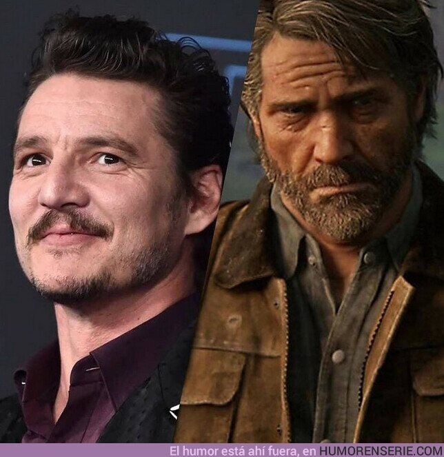 66479 - Pedro Pascal será Joel en la serie de The Last of Us para HBO