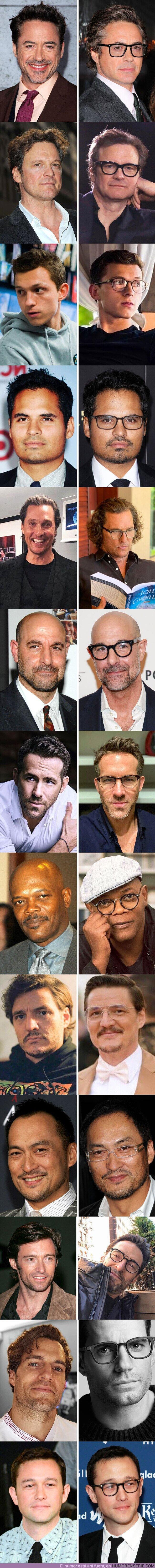 66497 - GALERÍA: Así se ven estos 13 actores famosos con gafas