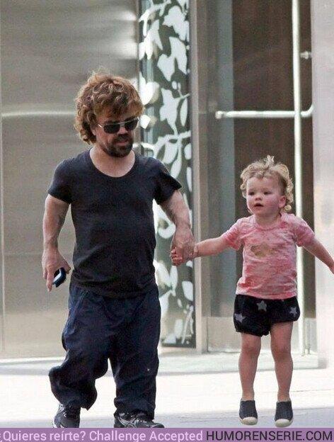 66525 - Peter Dinklage con su hija ❤️