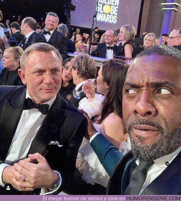 66605 - Ojalá Idris Elba siendo el nuevo Bond