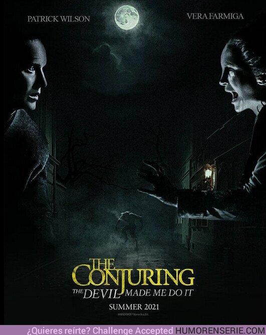 66616 - ¿Con quién vas a ver The Conjuring 3?