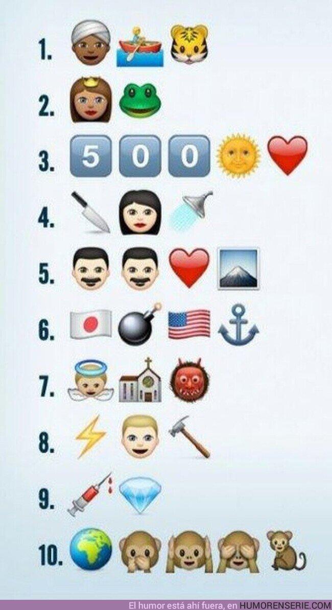 66864 - ¿Qué películas son?