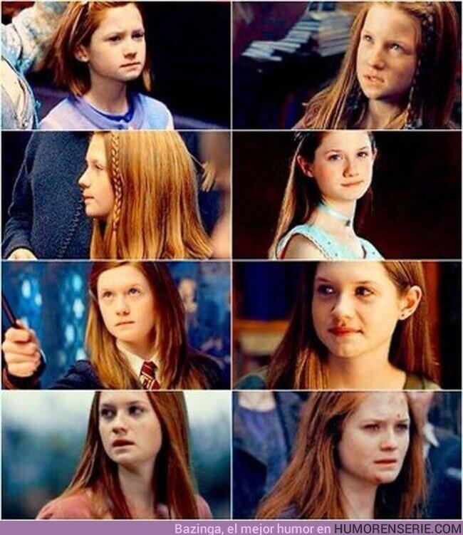 66985 - Feliz 30º cumpleaños a Bonnie Wright, nuestra Ginny Weasley en Harry Potter