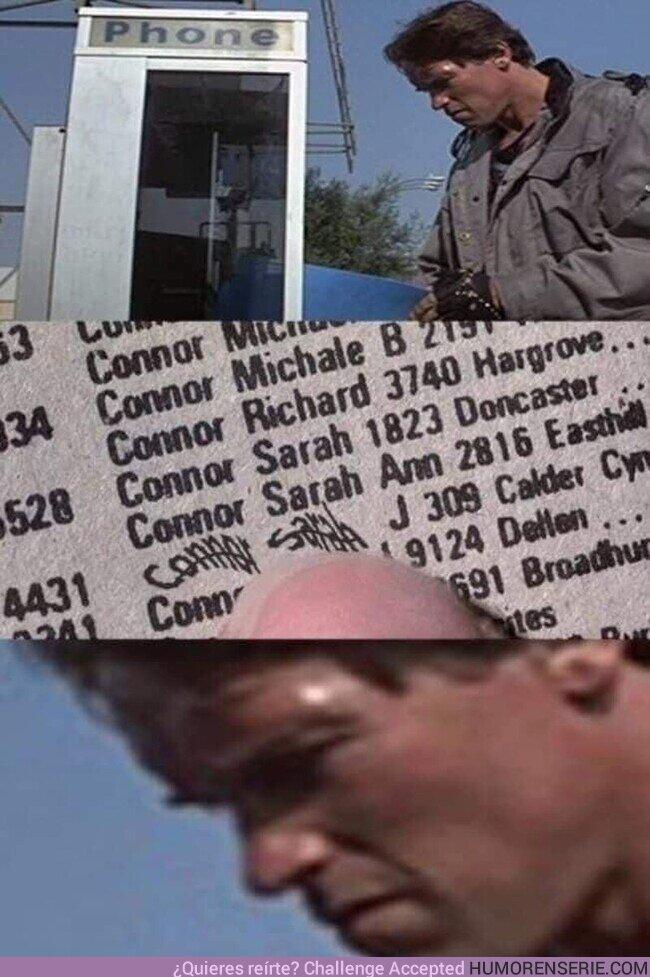 67024 - Cómo evitar que maten a Sara Connor en un sencillo paso