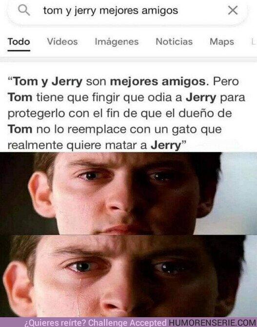 67051 - El secreto detrás de Tom y Jerry