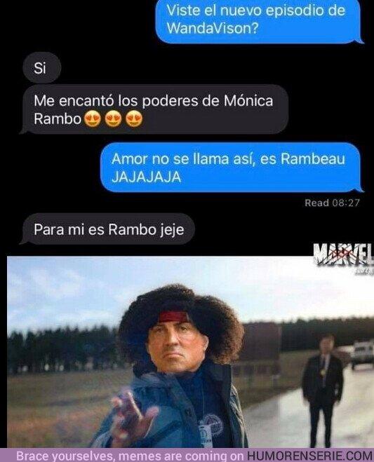 67226 - Para mi es Rambo