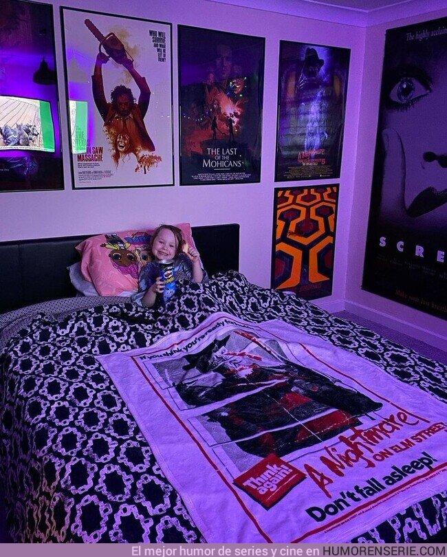 67475 - El cine de terror se ama desde niño