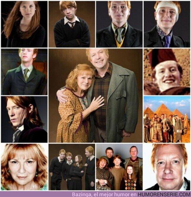 67960 - La familia Weasley