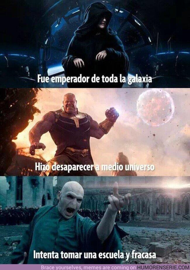 68112 - Voldemort está sobrevalorado