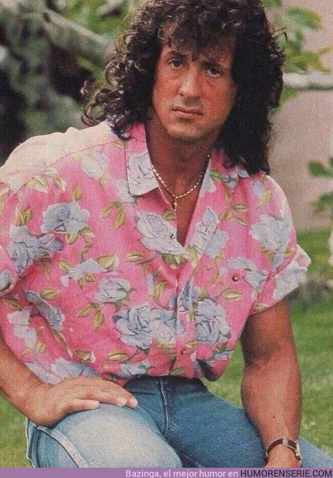 68124 - Como olvidar cuando Sylvester Stallone fue antes cantaor flamenco antes que actor