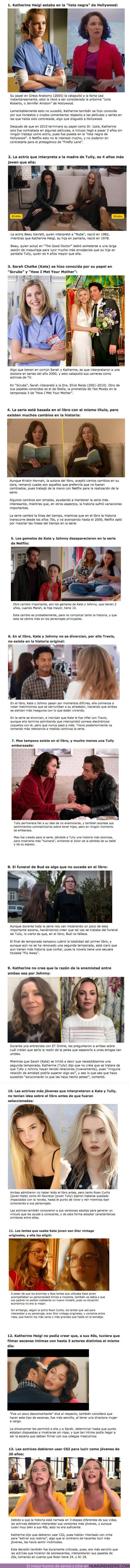 """68493 - GALERÍA: 12 Curiosidades sobre la nueva serie de Netflix, """"El baile de las luciérnagas"""""""