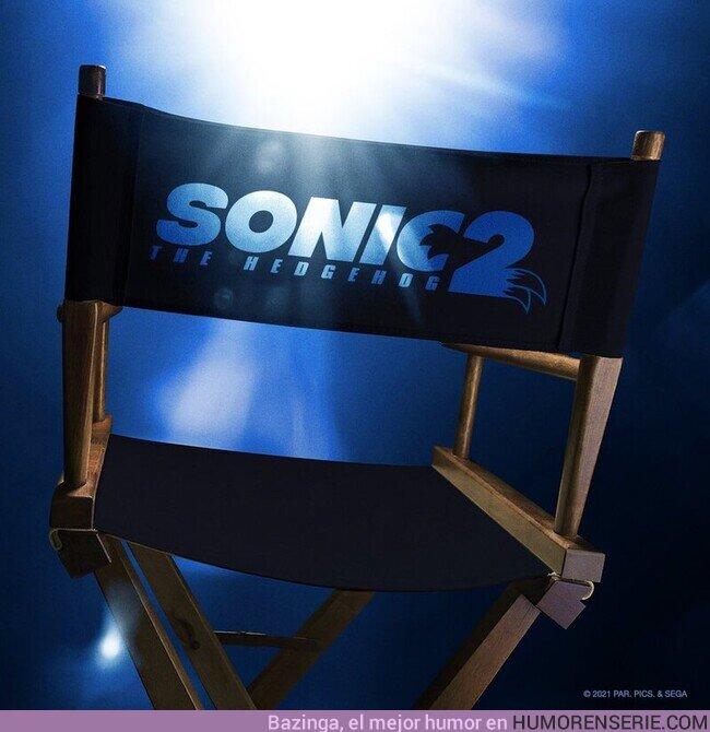 68751 - Empieza oficialmente el rodaje de Sonic 2