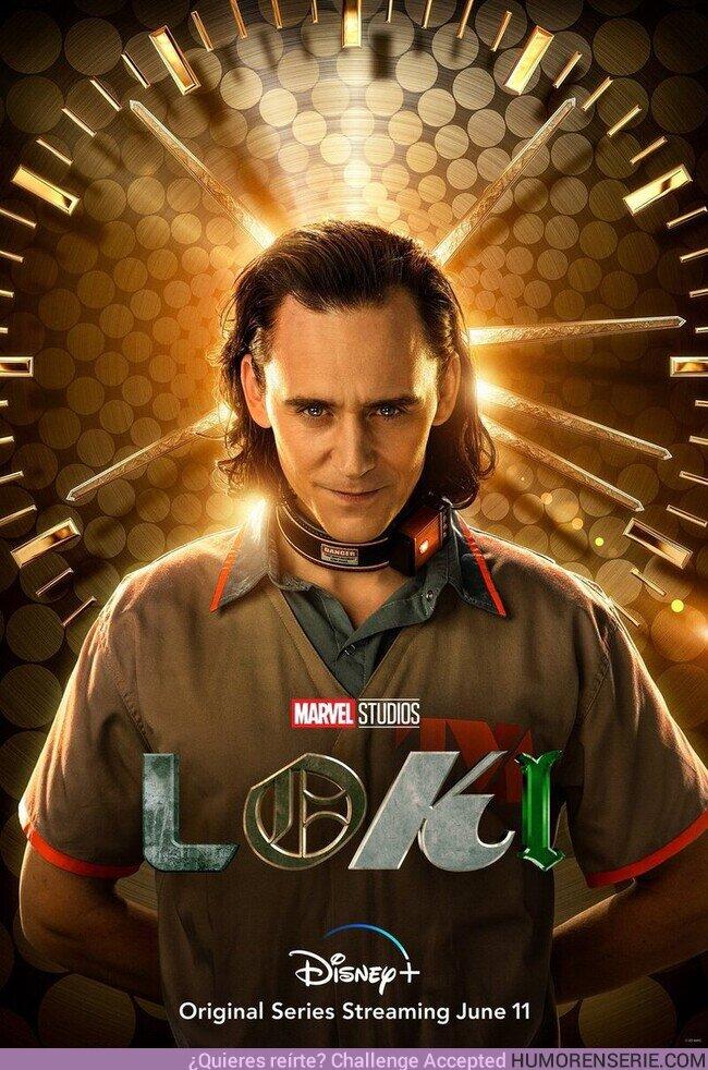 69010 - Nuevo póster de la serie de Loki