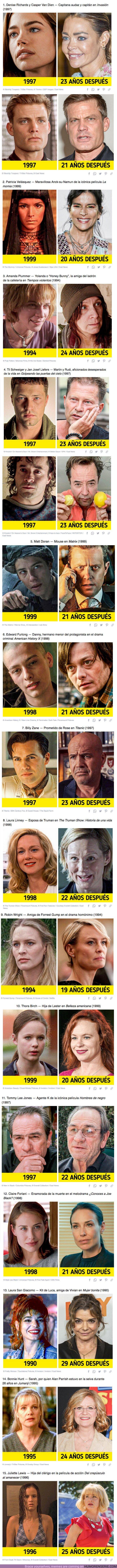 69576 - GALERÍA: Cómo se ven ahora 15+ actores de películas de los años 90 que aún siguen siendo populares
