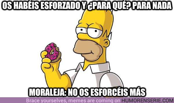 69634 - Sabias palabras, Homer