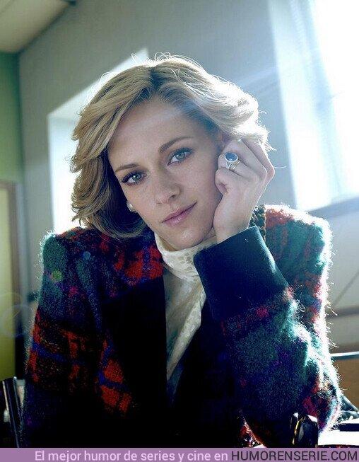 69698 - Así se ve Kristen Stewart interpretando a Lady Di para #Spencer