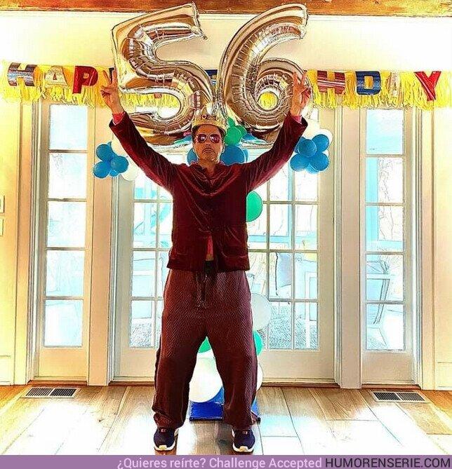 70301 - Con esta foto, nuestro único #IronMan: #RobertDowneyJr celebra sus 56 años.