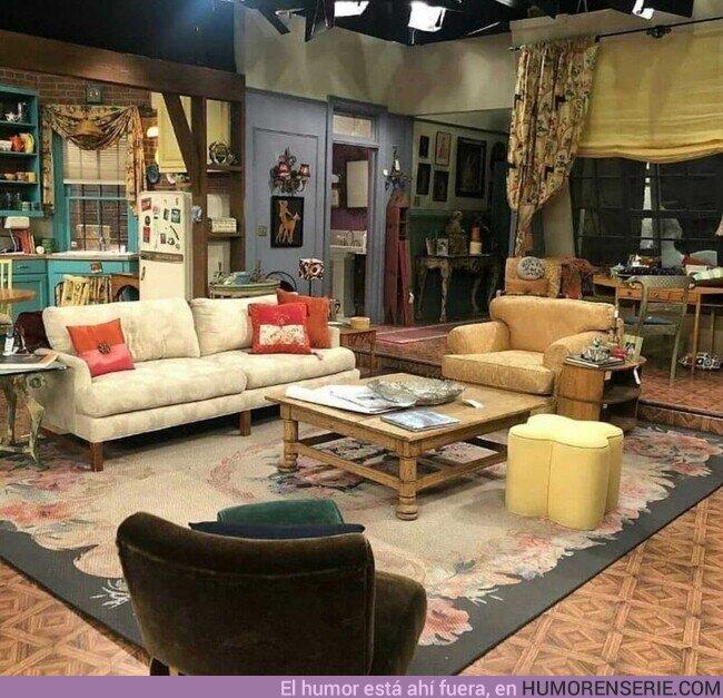 70450 - HBO Max nos muestra el set listo para la reunión de #Friends
