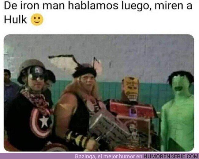 70468 - Soy muy fan de Hulk