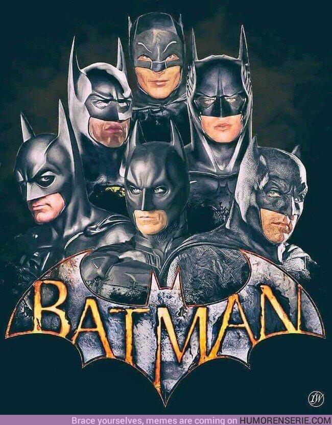 70482 - Bueno, ¿qué? ¿Qué Batman preferís?