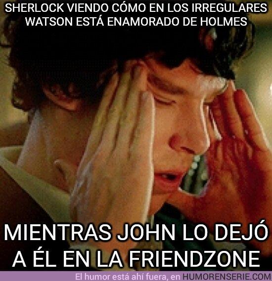70486 - Pobre Sherlock