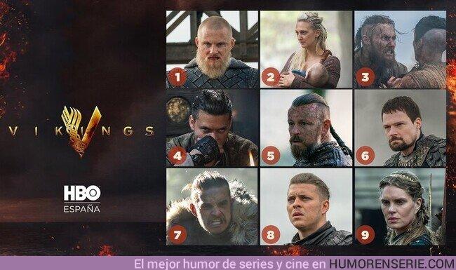70809 - ¿Cuál de estos personajes de #Vikingos refleja mejor tu estado de ánimo hoy?