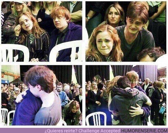 70842 - Último día en el set de rodaje de Harry Potter