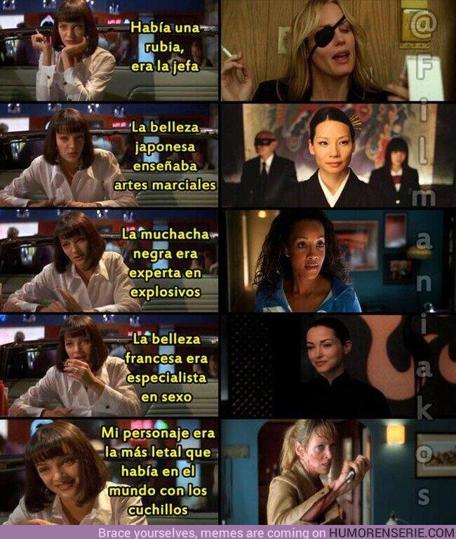 70944 - Detalles nivel Tarantino