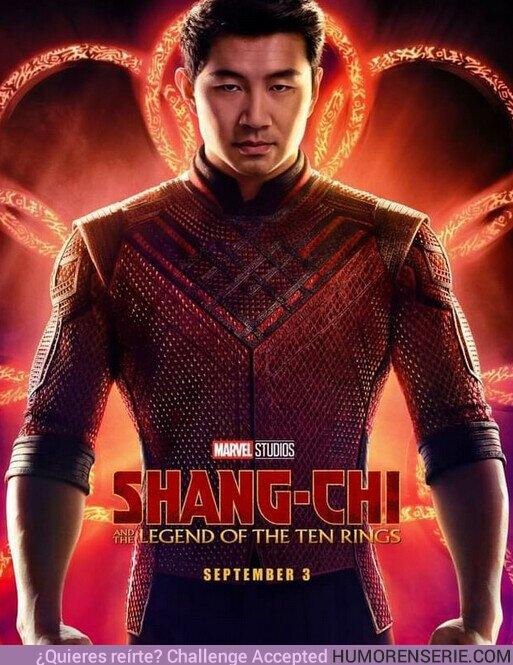 71265 - #MarvelStudios ha liberado el primer avance de #ShangChi y también el primer póster de la nueva cinta que forma parte de la fase 4 del #UCM.