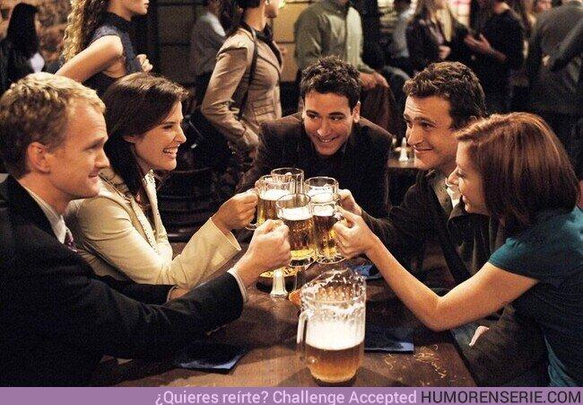 """71447 - """"Cualquier cosa que hagas en esta vida, no es legendaria a menos que tus amigos estén allí para verlo"""""""