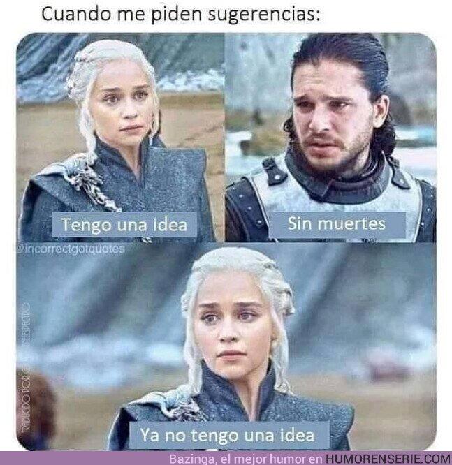 71872 - Daenerys en la última temporada