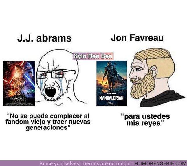 71914 - Solo hacía falta alguien como Jon Favreau