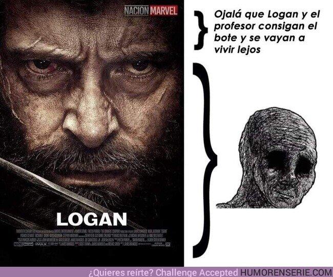 72321 - Uno necesita terapia después de ver Logan