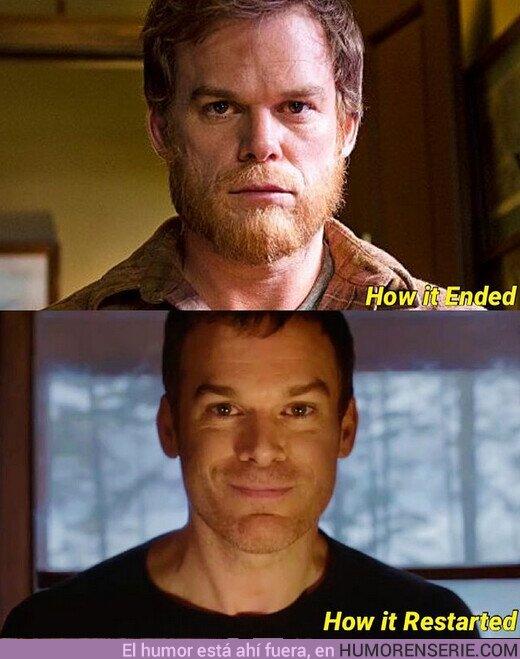 72355 - Dexter está de vuelta, señores