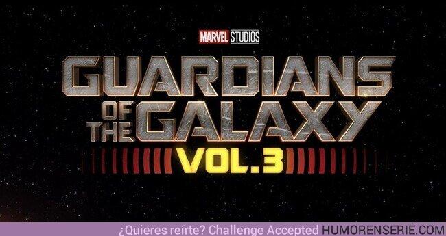 72738 - James Gunn ha confirmado que Guardianes de la Galaxia 3 definitivamente será su última película de la franquicia.