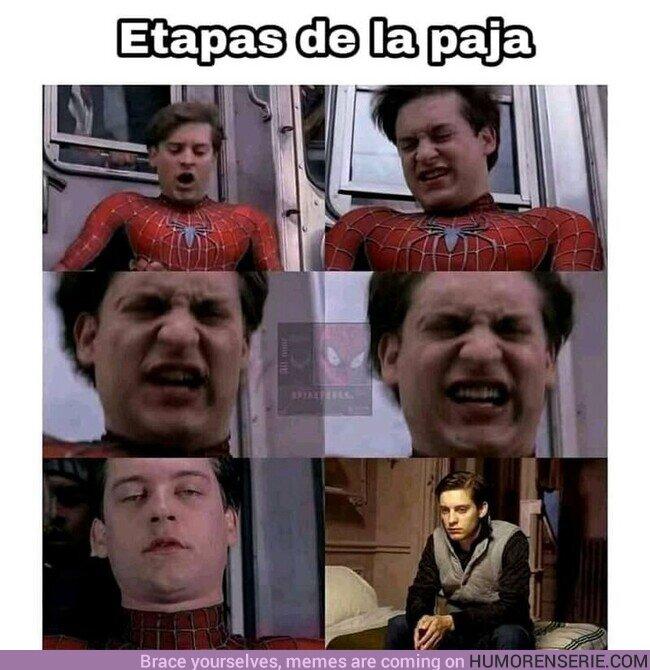 72839 - Ya no volveré a ver Spiderman 2 con los mismos ojos