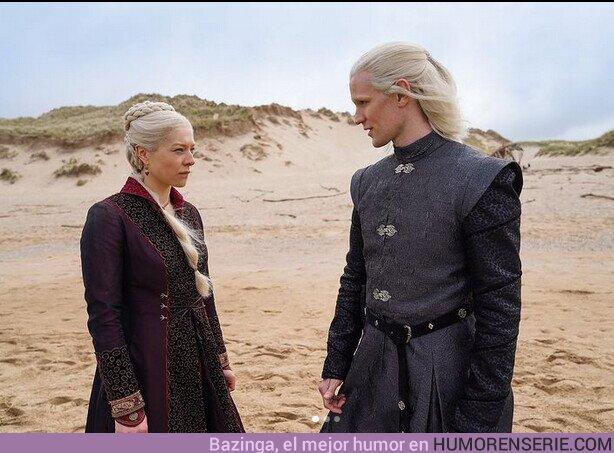72886 - HBO ha lanzado las primeras imágenes oficiales de su próxima serie LA CASA DEL DRAGÓN. Basada en
